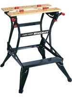 Black & Decker BLACK DECKER WM536 Workmate/werkbank - opvouwbaar - tot 250kg