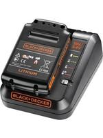 Black & Decker BLACK DECKER BDC2A20-QW Startset - 18V accu - 2A Lader - Lithium-Ion