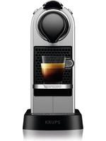 Krups Krups Nespresso Citiz XN741B10 - Koffiecupmachine - Zilver