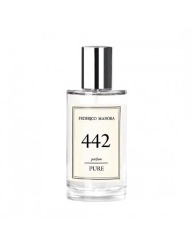 FM 442 (Yves Saint Laurent, Black Opium) 50ml, pure