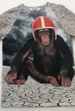 Kels Shirt Panel Monkey