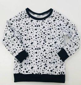 Kels sweater dots