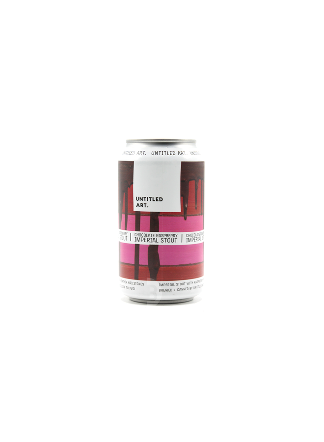Untitled Art - Chocolate Raspberry Imperial Stout
