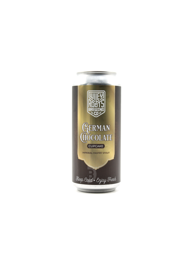 Wiley Roots - German Chocolate Cupcake Imperial Stout