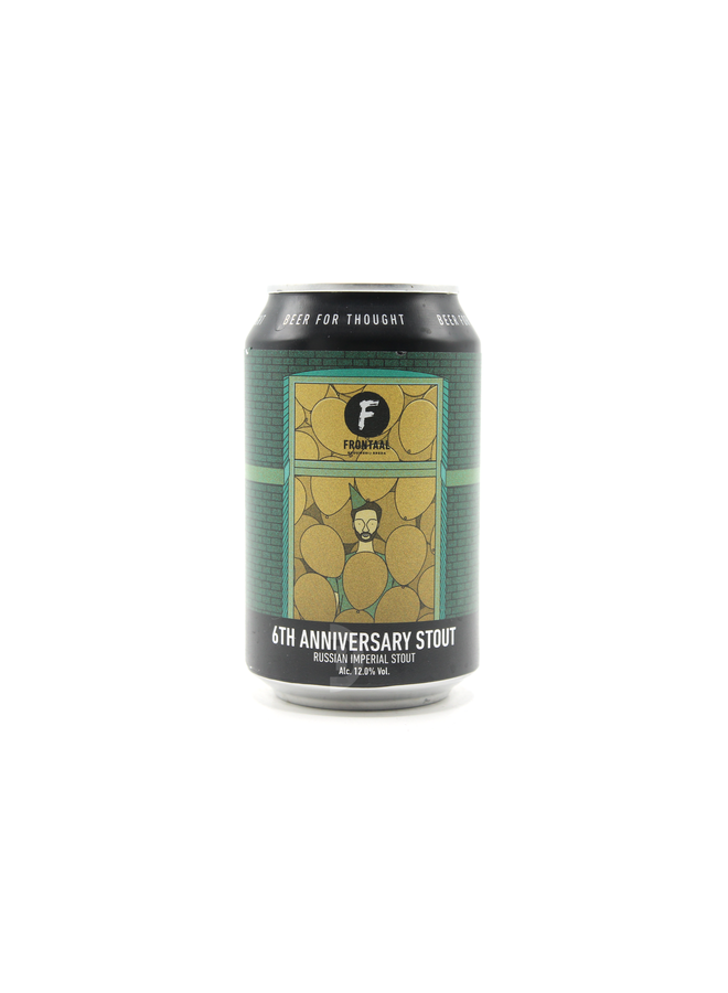 Frontaal - 6th Anniversary Stout