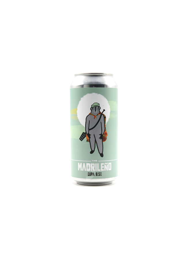 Oso Brew - The Madrileño: Chapter 3 (Citra, Simcoe & Mosaic)