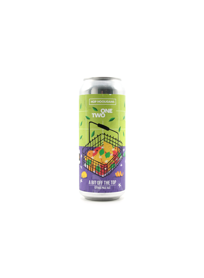 Hop Hooligans / OneTwo - A Bit Off the Top