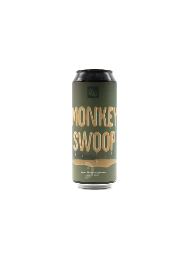 GAS Brew - Monkey Swoop Banana.PassionFruit