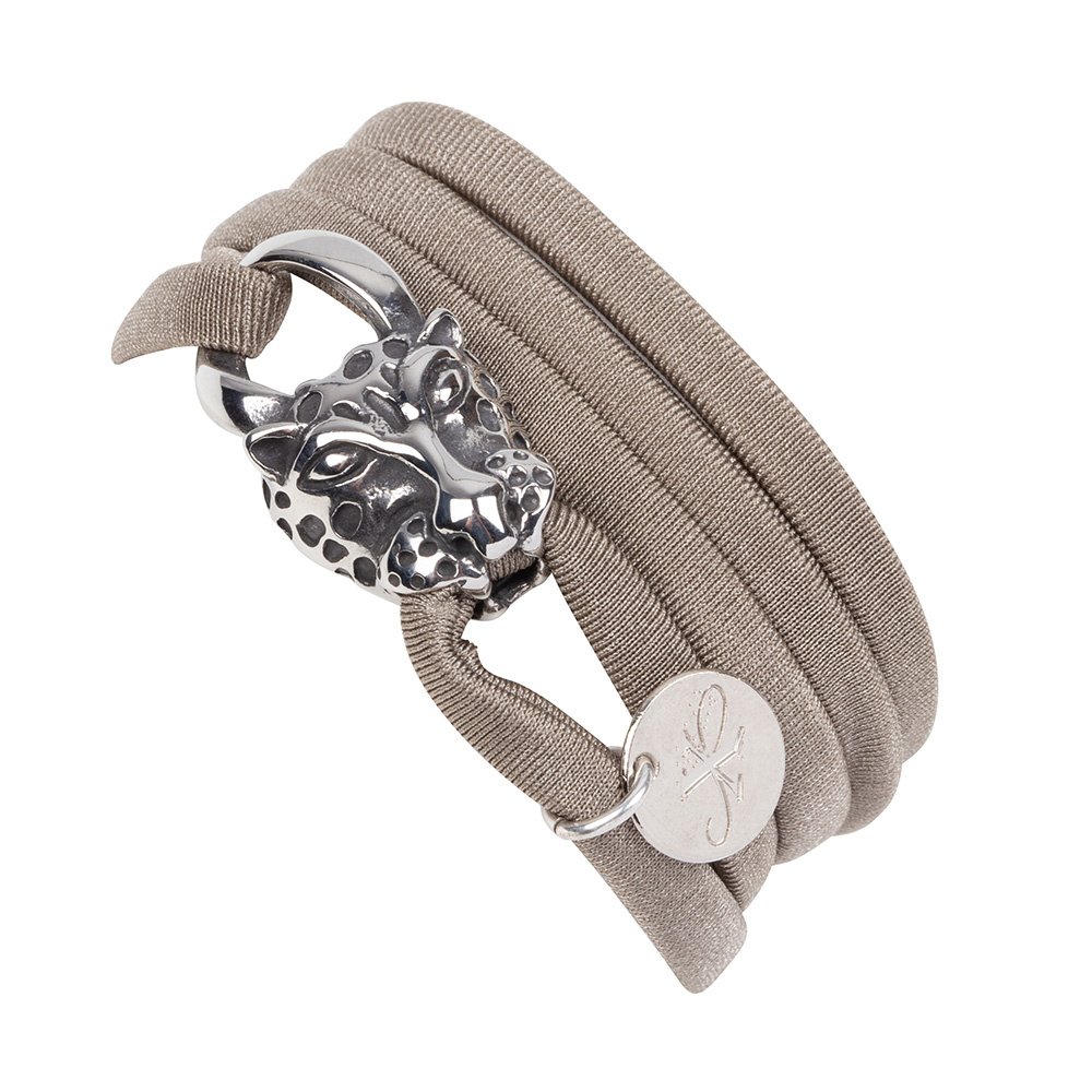 Armband Elsie - Taupe-1