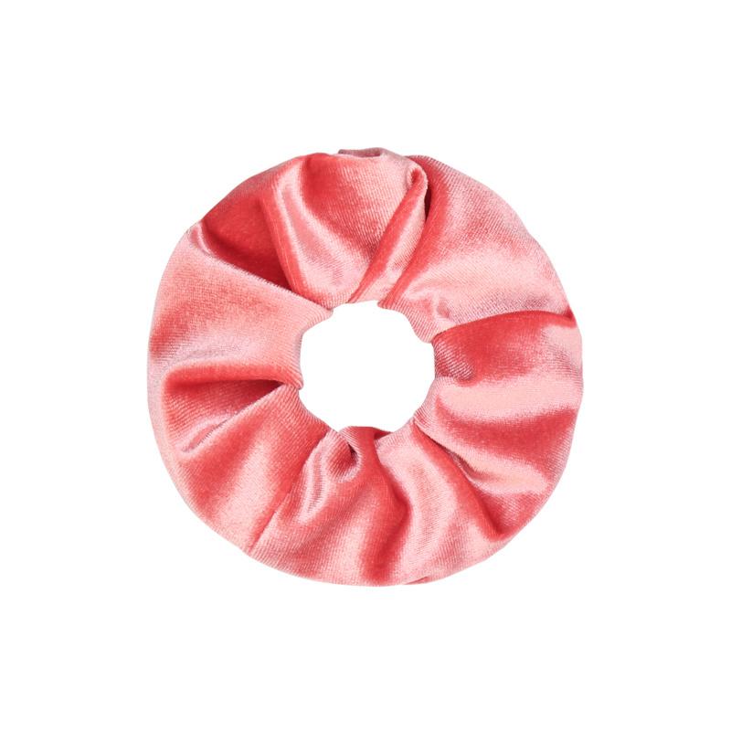 Scrunchie velvet Pink-1