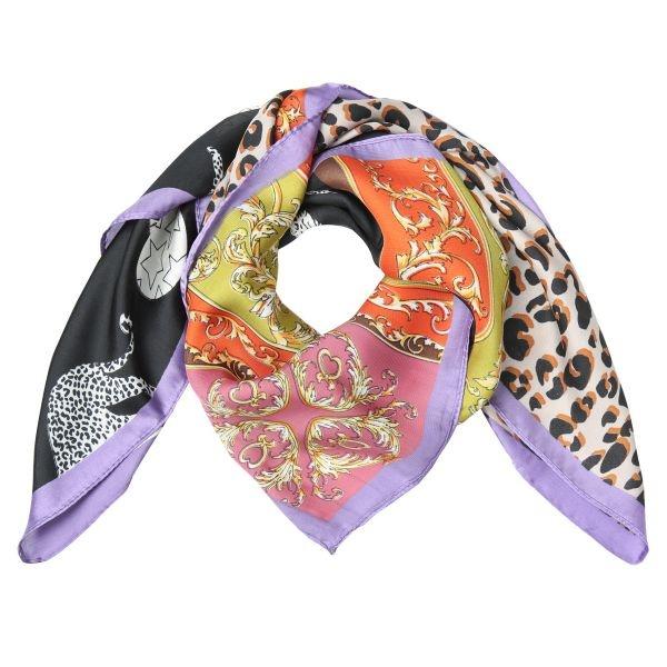 Bandana Colorful Leopard-1