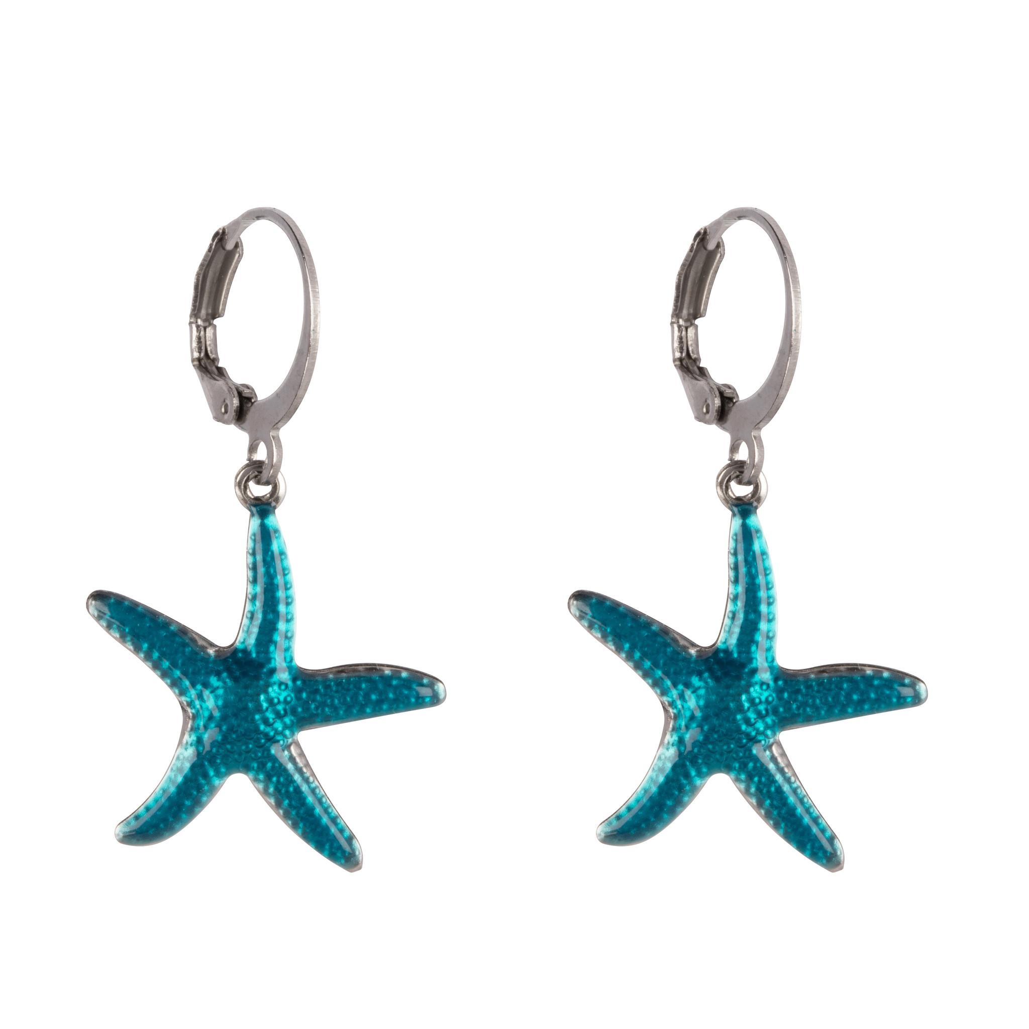 Oorbellen - Starfish-1