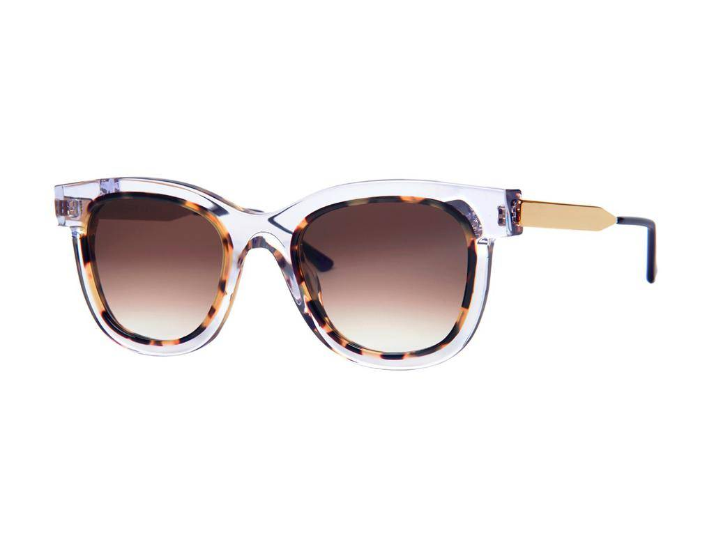 Thierry Lasry Thierry Lasry Angely (honey black pink with silver temples)