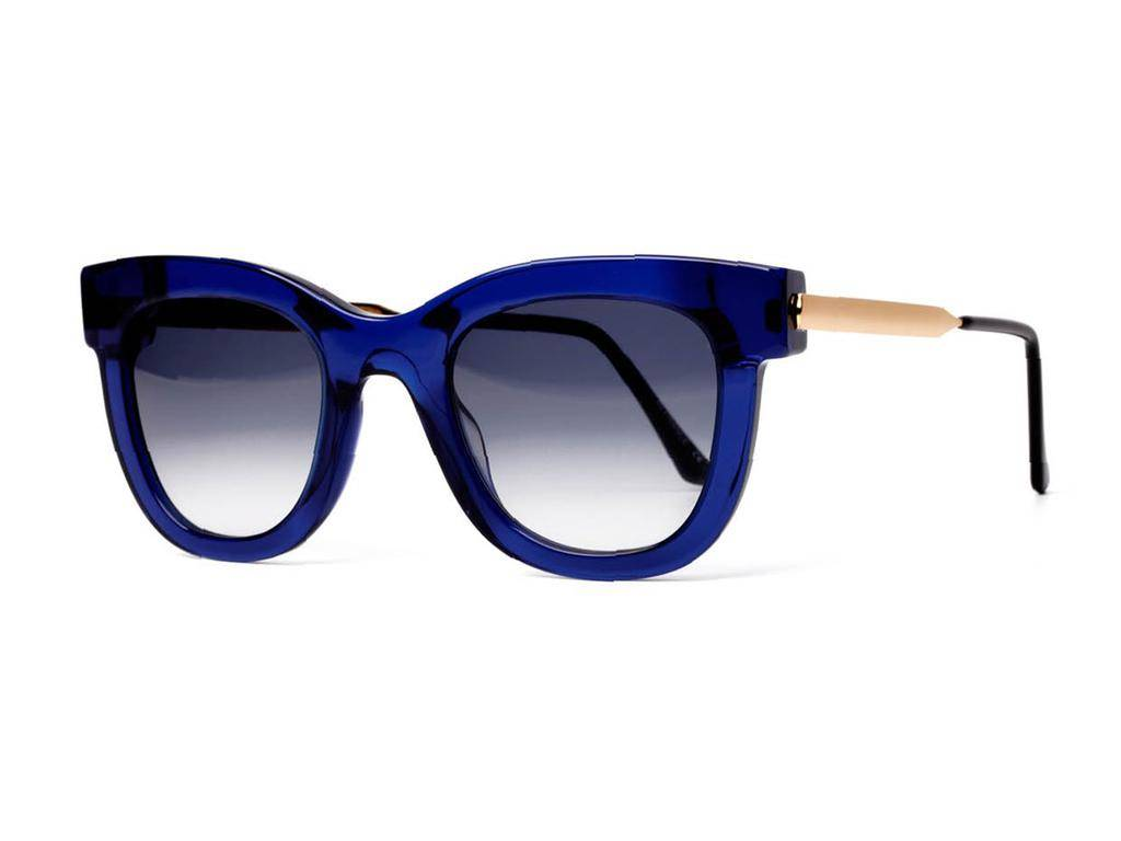 Thierry Lasry Thierry Lasry Sexxxy (royal blue with gold temples)