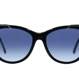 Thierry Lasry Butterscotchy BLACK/SILVER