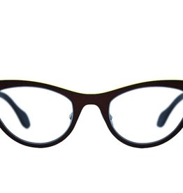 Theo Mille 25 BROWN/YELLOW