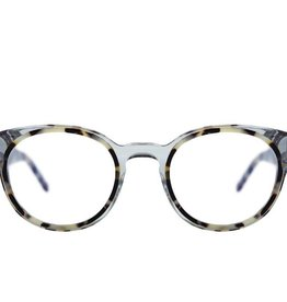 Thierry Lasry Dynamyty CLEAR/WHITE TORTOISE