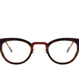 Anne et Valentin Feist TORTOISE/RED