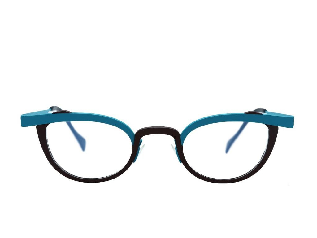 Anne et Valentin Garnier BROWN/BLUE