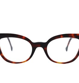 Anne et Valentin Uplay TORTOISE/RED