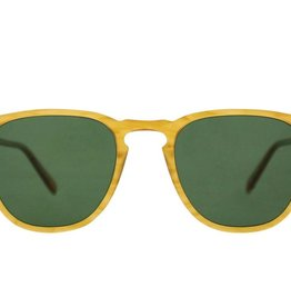 Garrett Leight Brooks 47 BUTTERSCOTCH Polarised