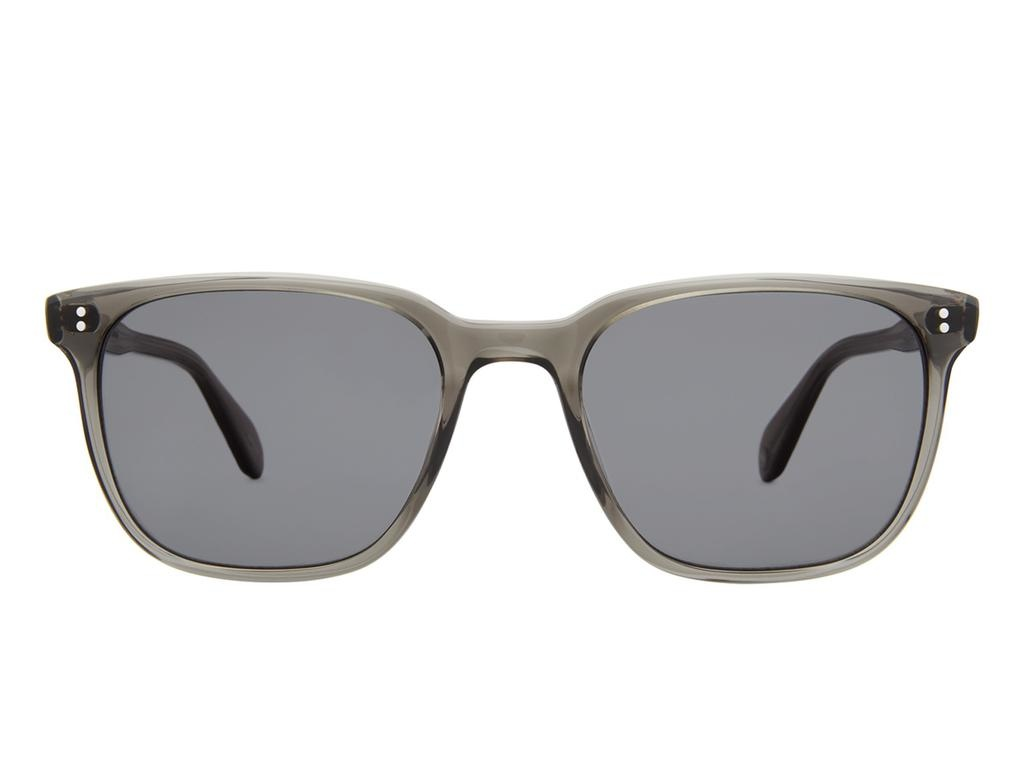 Garrett Leight Emperor 52 GREY CRYSTAL