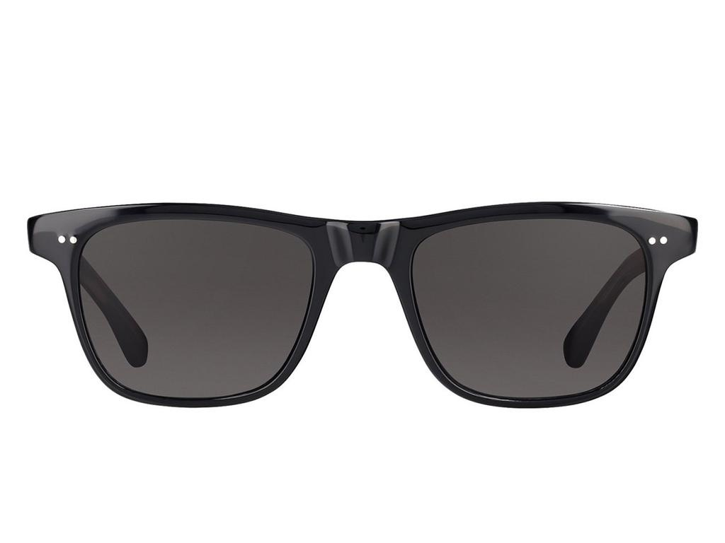 Garrett Leight Wavecrest BLACK CRYSTAL POLARISED