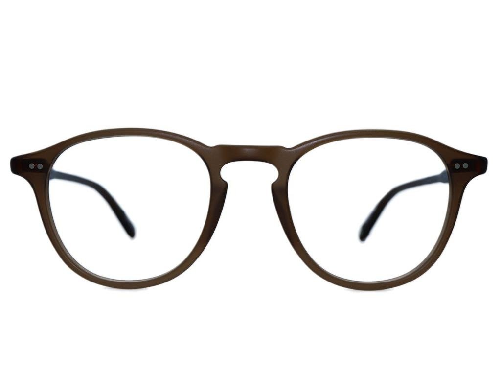 Garrett Leight Hampton MATT ESPRESSO (46mm)