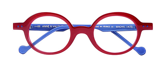 Anne et Valentin Macha RED/BLUE