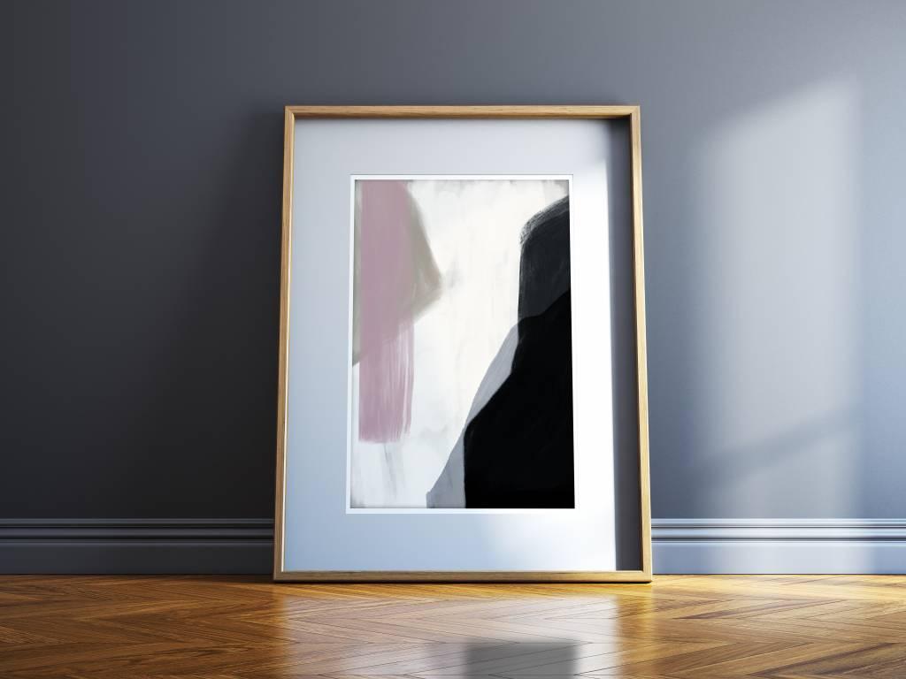 MINIMAL ART POSTER - 1803