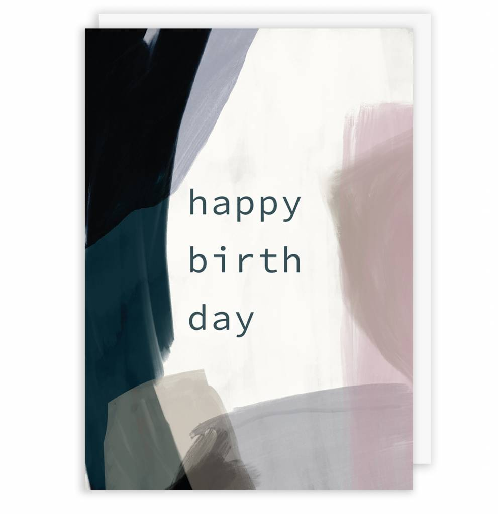 ART WISH - happy birthday