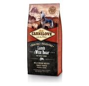 Carnilove in to the wild Carnilove Lam/Zwijn
