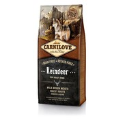 Carnilove in to the wild Carnilove Rendier