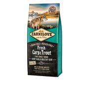 Carnilove in to the wild Carnilove Fresh Karper 12 kg