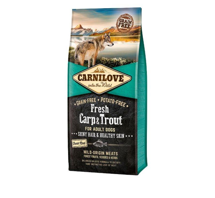 Carnilove Fresh Karper 12 kg