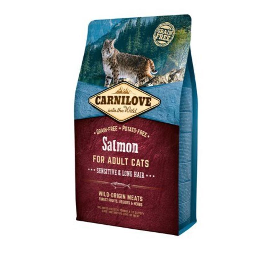 Carnilove Cat Zalm