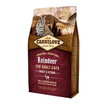 Carnilove in to the wild Carnilove Cat Rendier