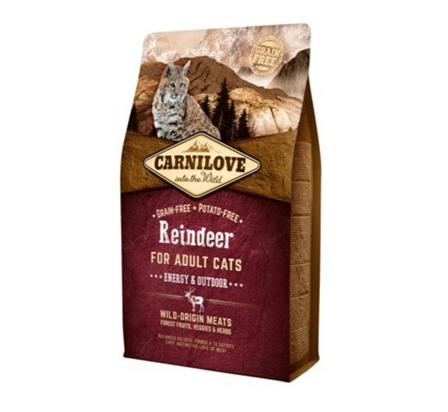 Carnilove Cat Rendier