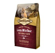 Carnilove in to the wild Carnilove Cat Lam/Zwijn