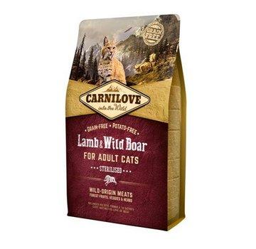 Carnilove in to the wild Carnilove Cat Lam/Zwijn