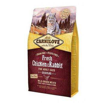 Carnilove in to the wild Carnilove Cat Fresh Konijn