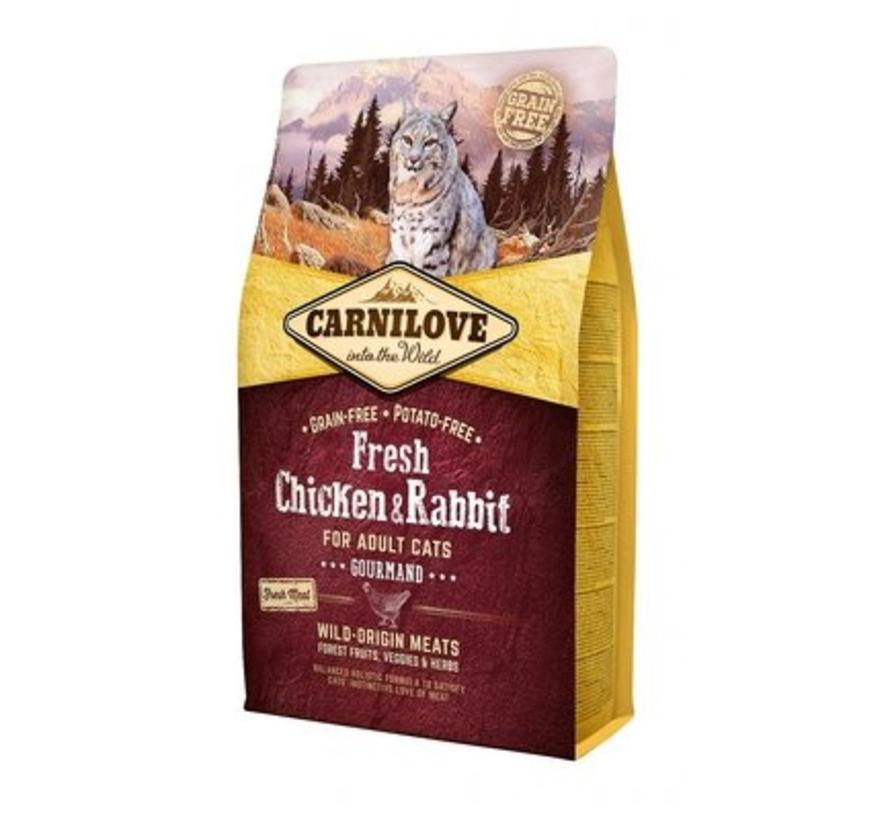 Carnilove Cat Fresh Konijn