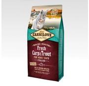 Carnilove in to the wild Carnilove Cat Fresh Karper
