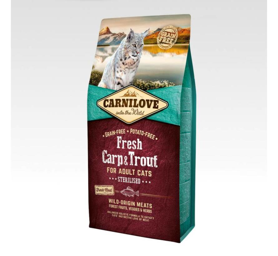 Carnilove Cat Fresh Karper
