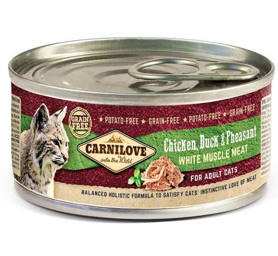 Carnilove blik Cat Eend 100 gram
