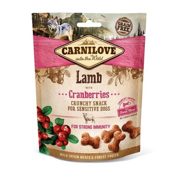 Carnilove in to the wild Carnilove Crunchy Lam 200 gram