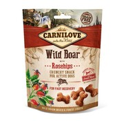 Carnilove in to the wild Carnilove Crunchy Wild Zwijn 200 gram