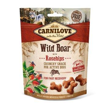 Carnilove in to the wild Carnilove Crunchy Wild Zwijn 200 gram