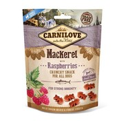 Carnilove in to the wild Carnilove Crunchy Makreel 200 gram