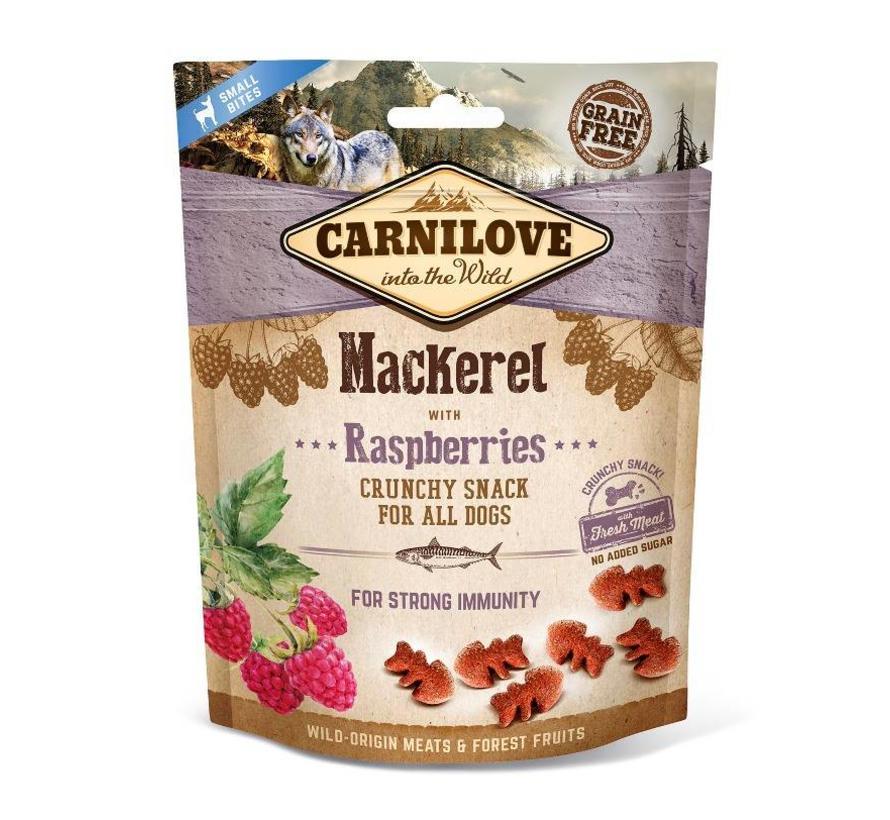 Carnilove Crunchy Makreel 200 gram